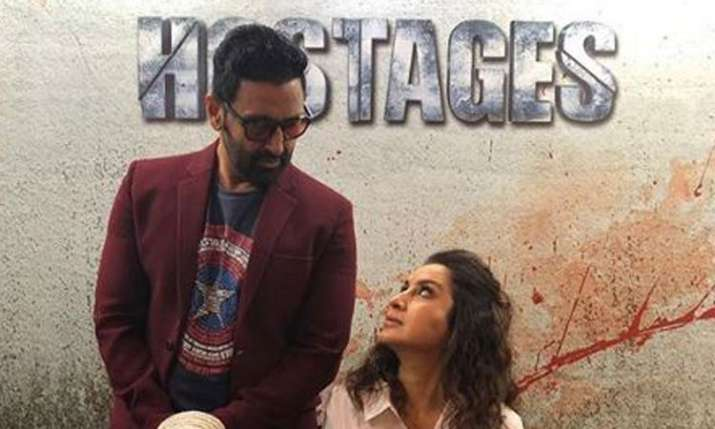 Hostages First Episode Review Ronit Roy and Tisca Chopra