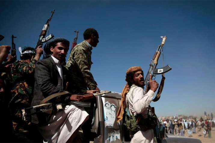 Houthi rebels of Yemen target Saudi Arabian city with drone | AP Representational- India TV