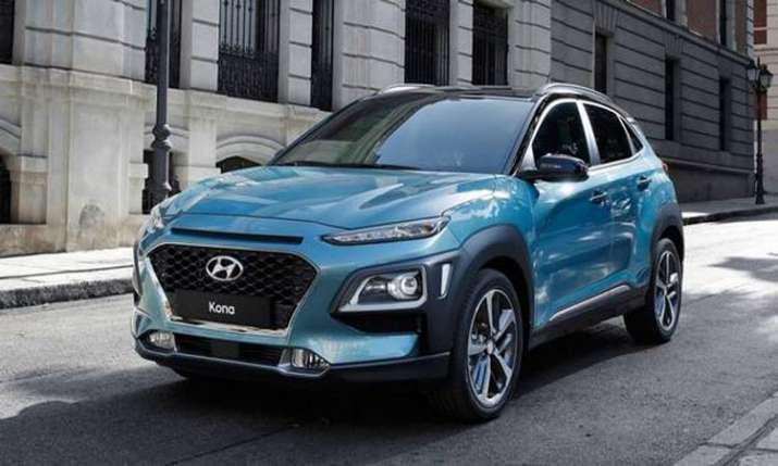 Hyundai's electric SUV Kona set for July launch - India TV Paisa