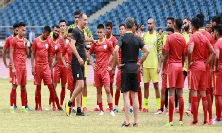 भारतीय फुटबाल टीम- India TV