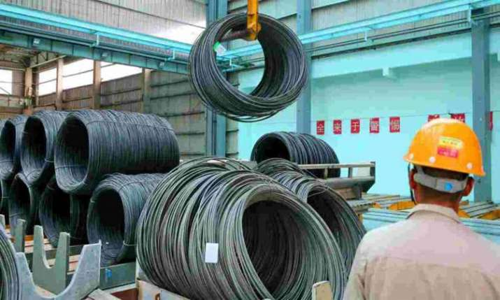 industrial production declines 0.1 pc in March- India TV Paisa