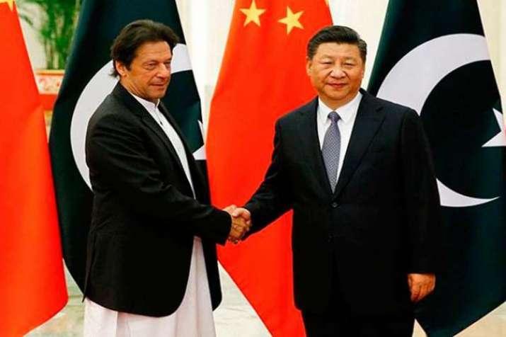 Imran Khan and Xi jingping- India TV
