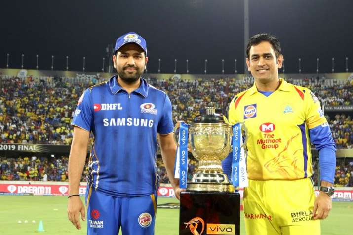 All the three previous MI-CSK finals were won by team batting first- India TV