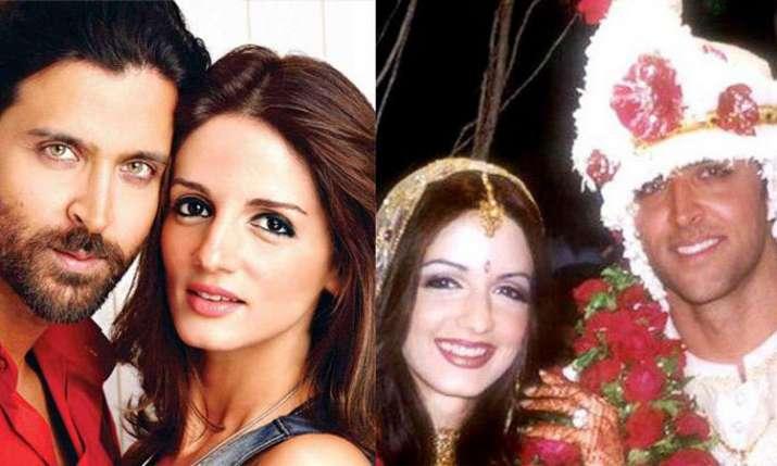 ऋतिक रोशन-सुजैन खान- India TV