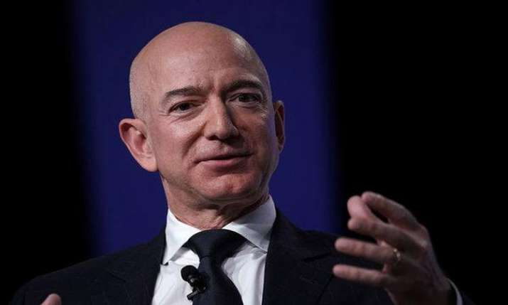 Amazon's Jeff Bezos had bulletproof panels in his office as part of $1.6 million in security costs- India TV Paisa