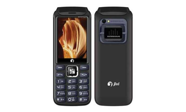 Jivi N3720 Power feature phone with box speaker launched for Rs 1,799- India TV Paisa