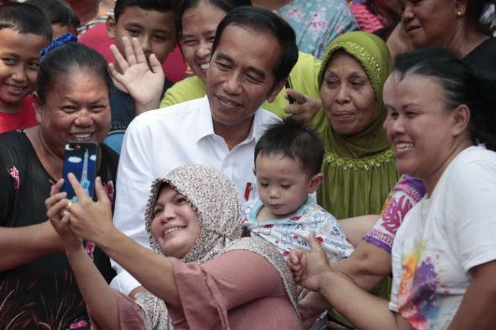 Indonesia election: Joko Widodo secures second term as...- India TV