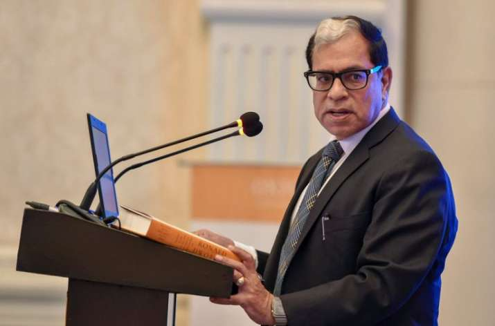 JUSTICE SIKRI- India TV