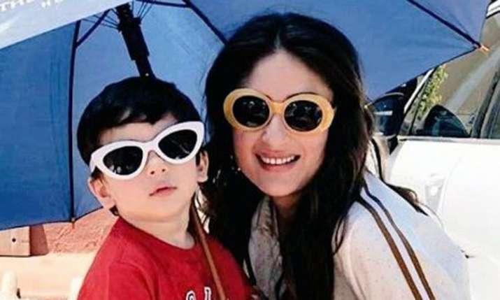 Kareena Kapoor Khan, Taimur Ali Khan- India TV
