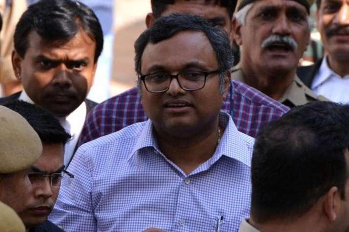 सुप्रीम कोर्ट ने कार्ति चिदंबरम को मई में विदेश जाने की अनुमति दी- India TV