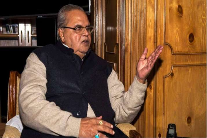 satyapal malik- India TV
