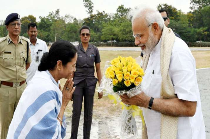 Mamata Banerjee may present at PM Narendra Modi's oath-taking ceremony- India TV