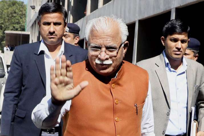manohar lal- India TV