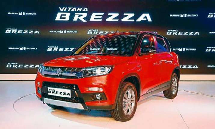 Maruti Suzuki April sales dip 17% at 1.43 lakh units- India TV Paisa