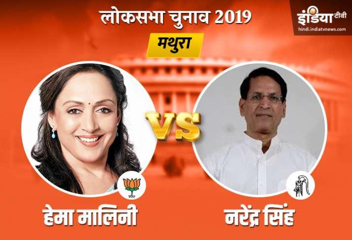 Mathura Election Results- India TV