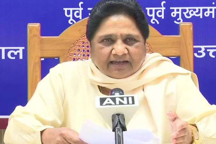 BSP Supremo Mayawati targets PM Modi in Lucknow- India TV