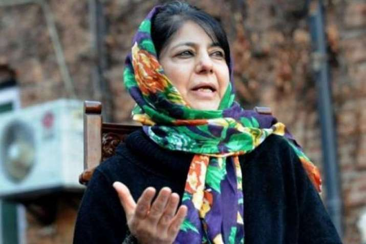 Time for Congress to get an Amit Shah, says Mehbooba Mufti | PTI File- India TV