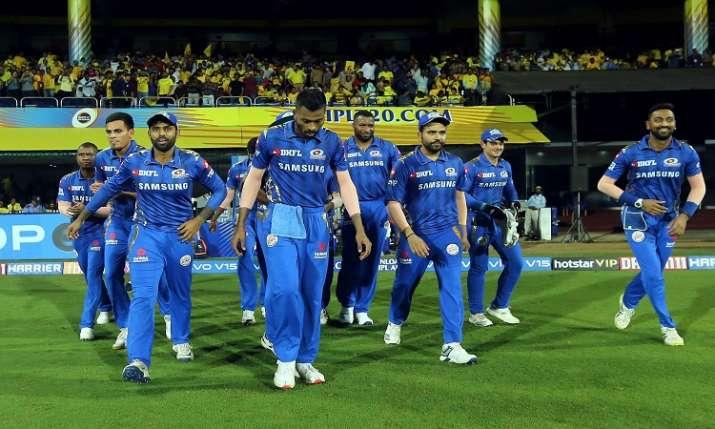 मुंबई इंडियंस बनाम...- India TV