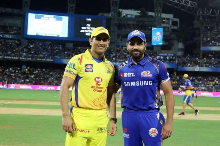 IPL 2019| Since 2013 Chennai Super Kings Not Beat Mumbai Indians in Chepauk- India TV