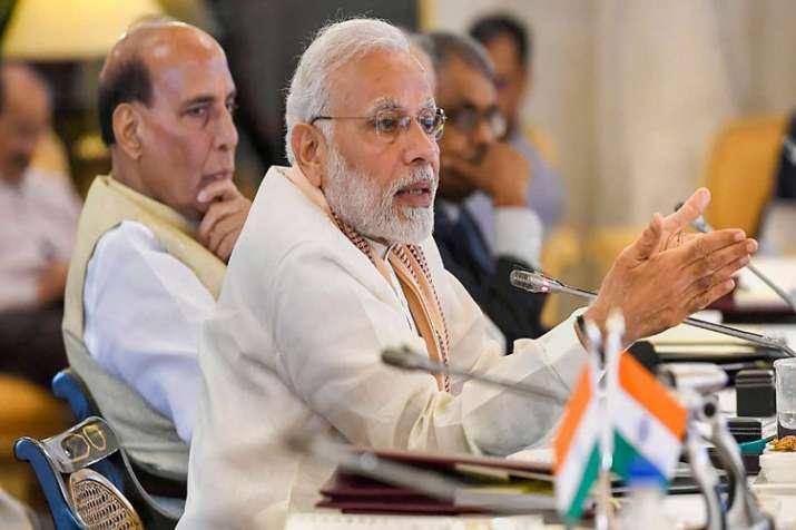 Zero tolerance for terrorism to be focus of new Modi govt - India TV