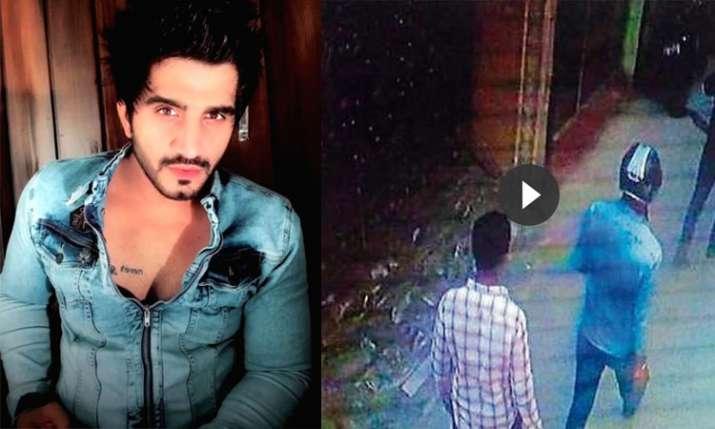 Mohit Mor- India TV