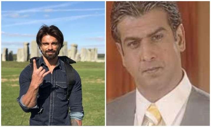 karan singh grover as Mr. Bajaj- India TV