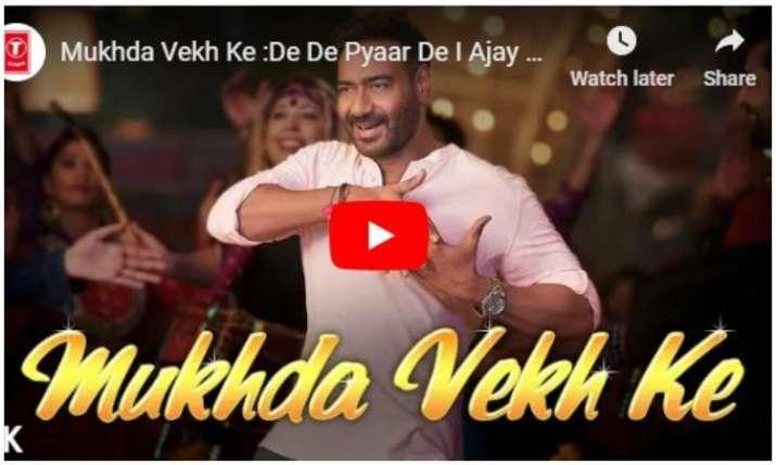 New song of De de pyaar de- India TV