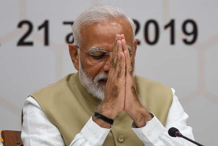 Prime Minister Narendra Modi tweets- India TV