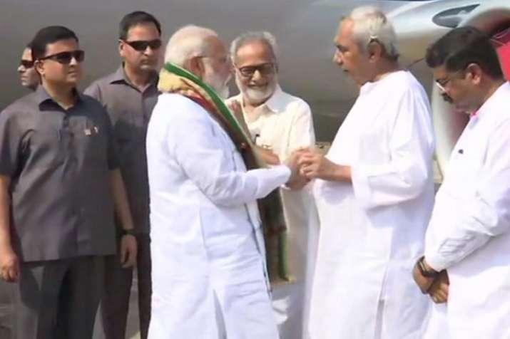 PM Narendra Modi and Odisha CM Naveen Patnaik | ANI- India TV