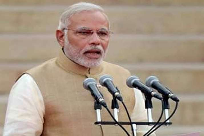 President Kovind will administer the oath of Prime Minister Modi at 7 pm on May 30th- India TV