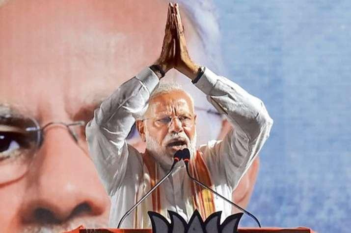 नरेंद्र मोदी को 300 सीटों की भविष्यवाणी का राज़ क्या है? सीक्रेट हुआ डिकोड- India TV