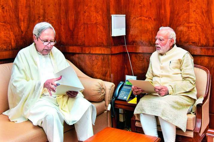 Naveen Patnaik writes to PM Modi thanking the Union Govt for the help rendered to the state during C- India TV