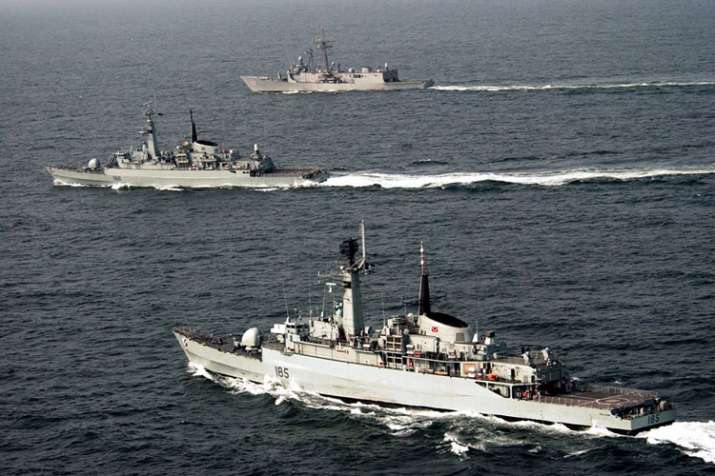 India and France hold biggest naval exercises with one eye on China- India TV