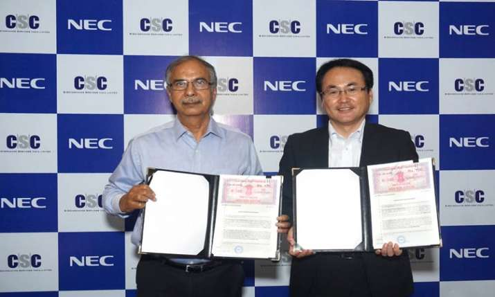 NEC joins CSC to develop, deliver new digital services to rural areas- India TV Paisa