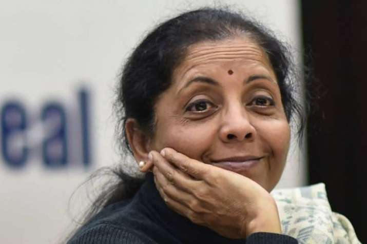 Nirmala Sitaraman- India TV