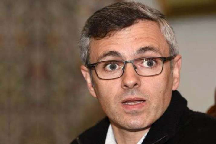 Omar Abdullah File Photo- India TV