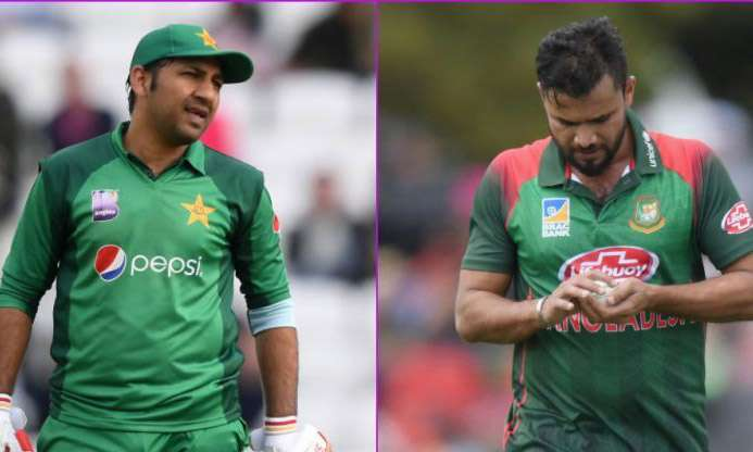 बांग्लादेश बनाम पाकिस्तान - India TV
