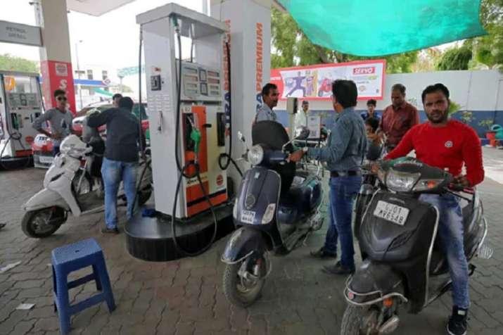Today Petrol Diesel Rate- India TV Paisa