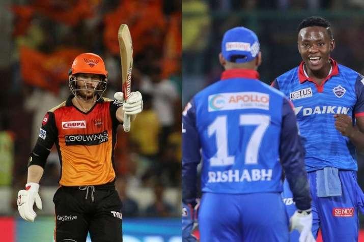 IPL 2019: David Warner 'Orange Cap' and Kagiso Rabada Still In 'Purple Cap' Race- India TV