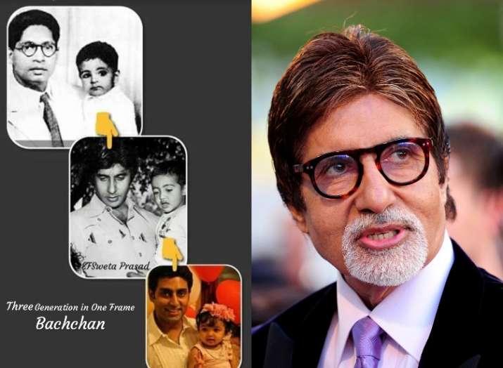 बच्चन परिवार- India TV