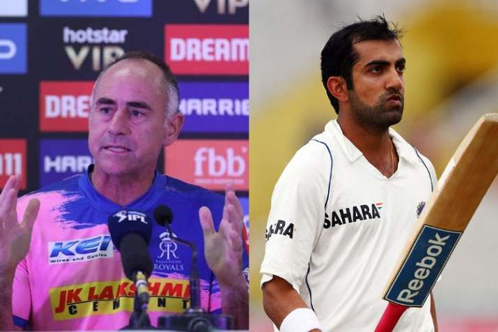 Paddy Upton pointed out Gautam Gambhir was riddled with insecurities, doubts and vulnerabilities- India TV