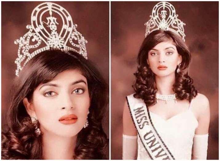 सुष्मिता सेन- India TV