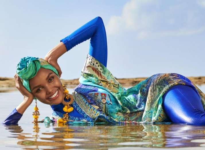 Halima Aden- India TV