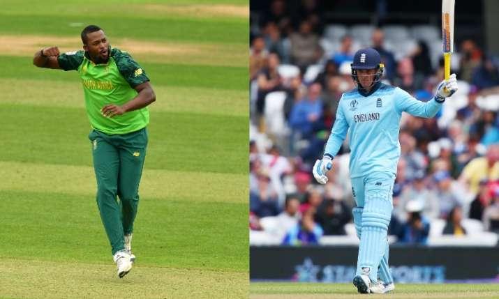 इंग्लैंड बनाम साउथ अफ्रीका - India TV