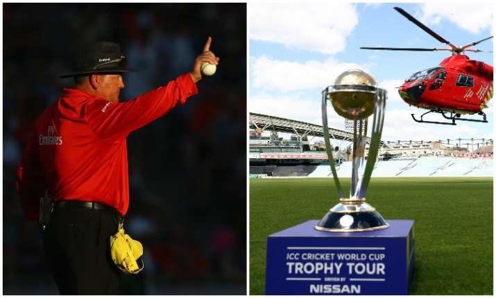2019 आईसीसी विश्व कप में सात नए नियमों पर किया जाएगा अमल - India TV
