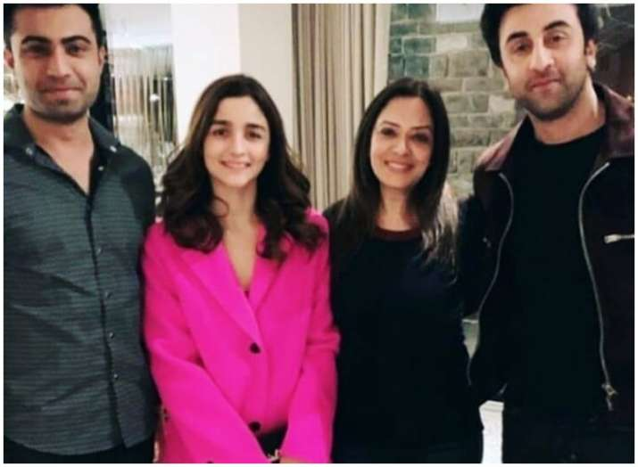 ranbir kapoor and alia bhatt- India TV