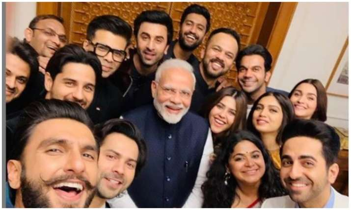 Bollywood stars congratulate PM Modi- India TV