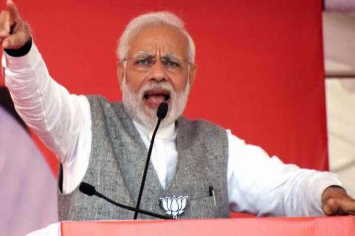 Narendra Modi File Photo- India TV