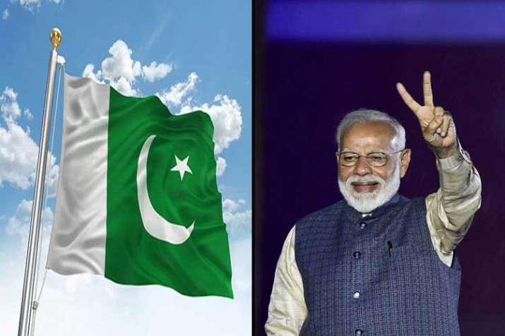 pakistani media on narendra modi victory- India TV