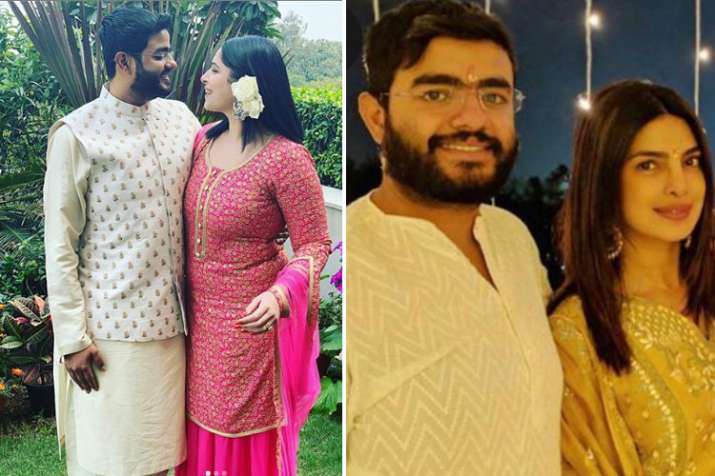 priyanka brother marriage- India TV